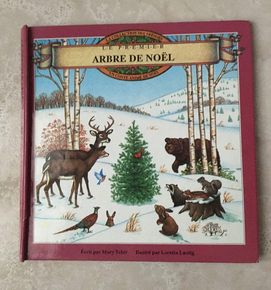 LE PREMIER ARBRE DE NOËL Livre Animé en Relief 10 Bois-Colombes (92)