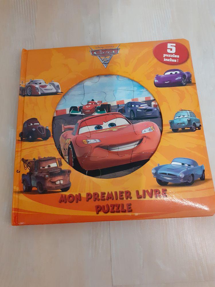 Mon Premier Livre Puzzle  Cars 2  : 5 puzzles de 12 pièces. 5 La Ferté-Alais (91)