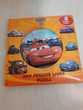 Mon Premier Livre Puzzle 'Cars 2' : 5 puzzles de 12 pièces.
