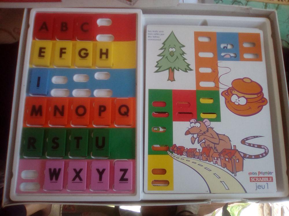 mon premier Scrabble pour pièces 4 Beauchamp (95)