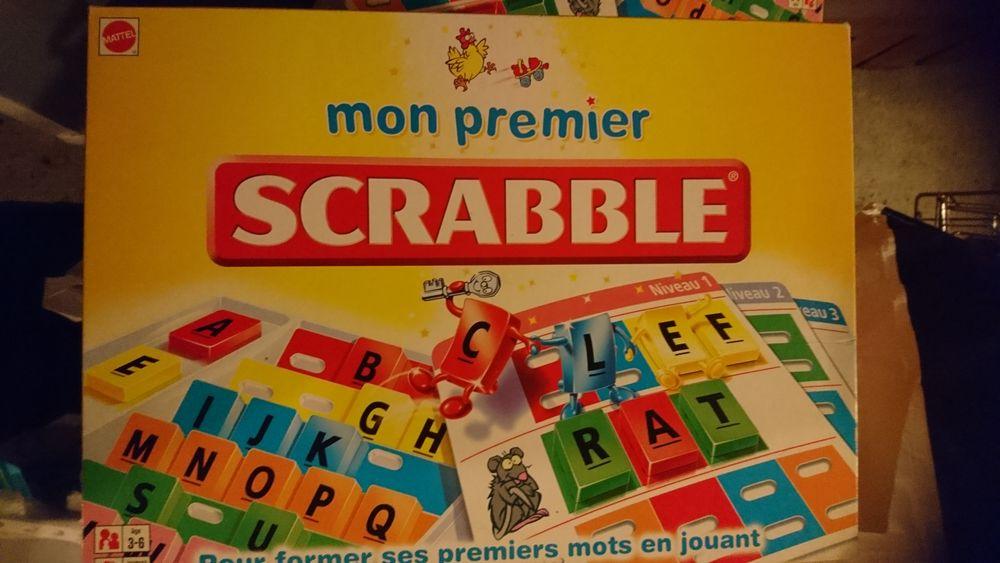 mon premier scrabble 3 Paris 13 (75)