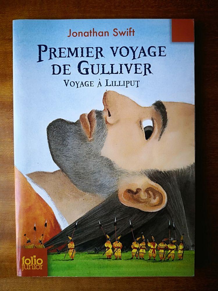 Premier Voyage de Gulliver (Folio Junior) 2 Nice (06)