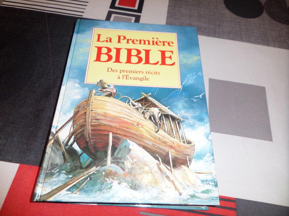 La Première Bible des premiers récits à l'Evangiles 6 Ancenis (44)
