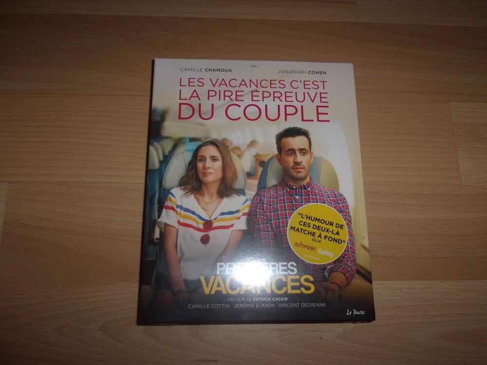 Blu-ray Premières Vacances (Neuf) 16 Ardoix (07)