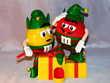 PRESENTOIR PUBLICITAIRE DISTRIBUTEUR BONBON jouet M&Ms Dunkerque (59)