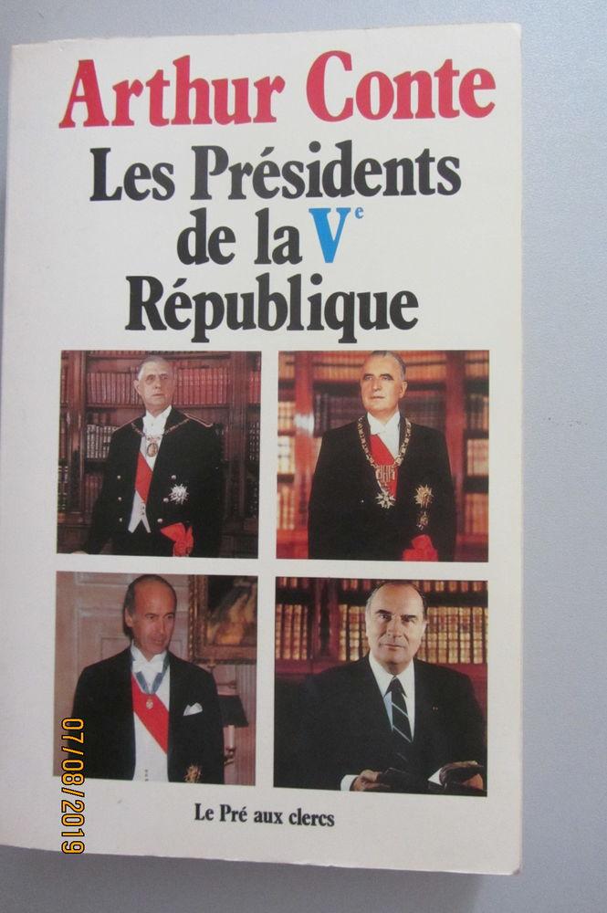 Les Présidents de la Vème République 4 Saint-Jean (31)