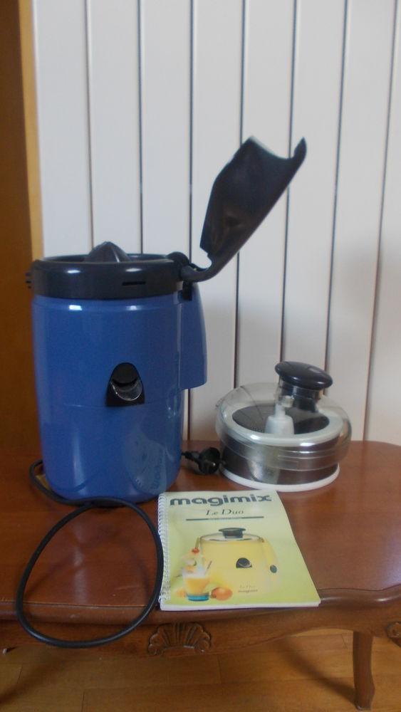 duo presse fruits et centrifugeuse 70 Thiais (94)