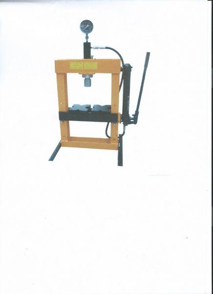 Achetez presse hydraulique neuf revente cadeau annonce for Fabrication presse hydraulique maison