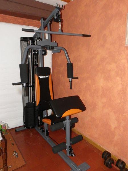 presse musculation 175 Châtin (58)