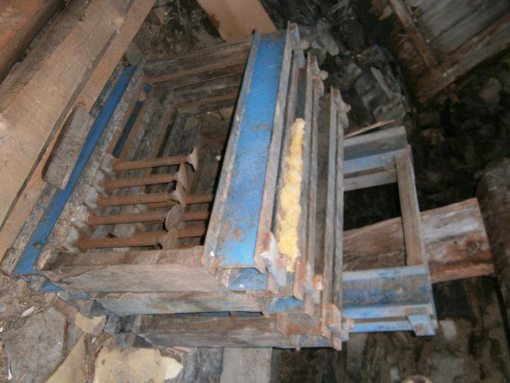 presse de placage 1200 Bourg-Saint-Maurice (73)
