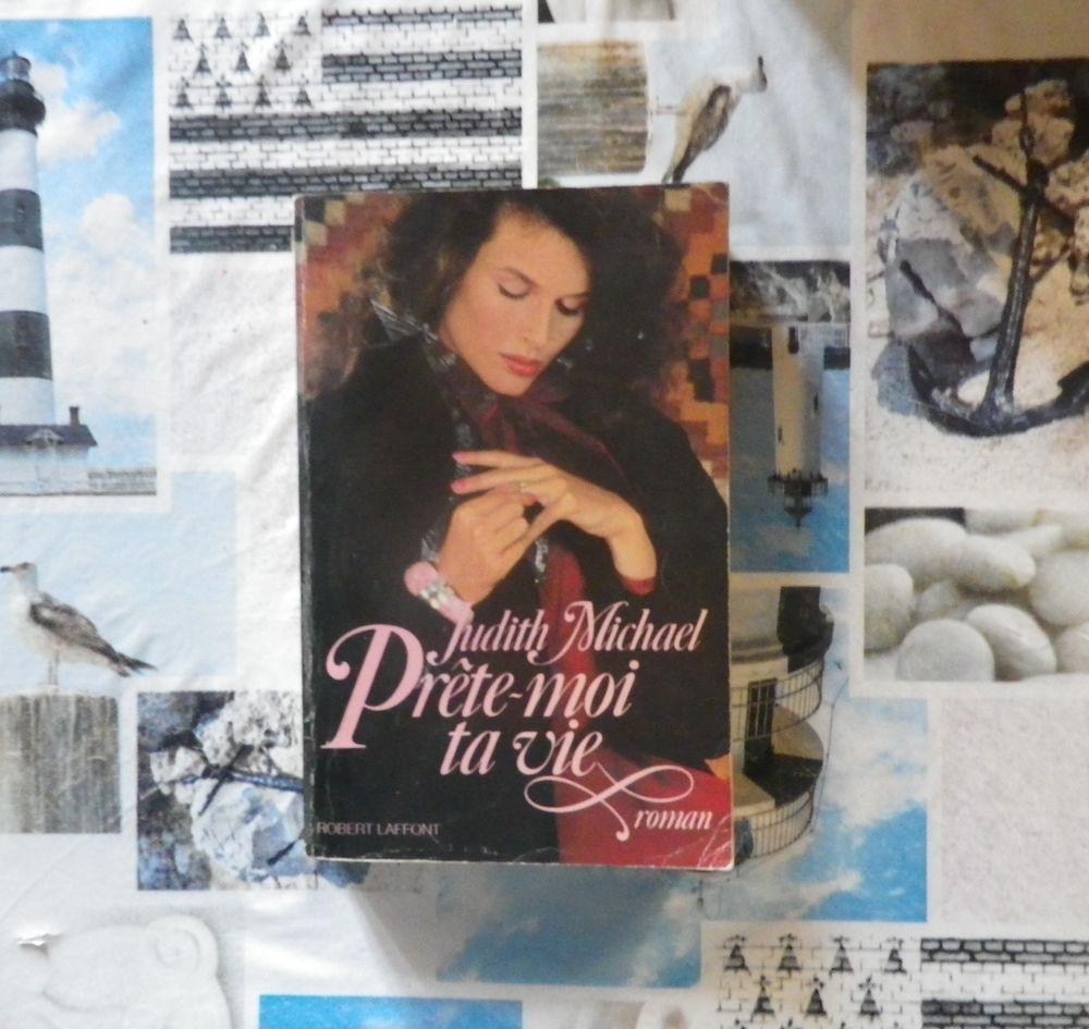 PRETE-MOI TA VIE de Judith MICHAEL Ed. France Loisirs 2 Bubry (56)