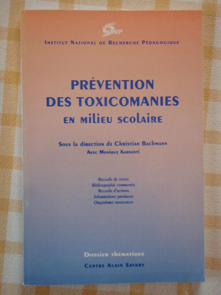 Prévention des toxicomanies en milieu scolaire. 8 Veynes (05)