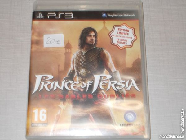 jeu ps3 prices of percia edition limite 8 Wissant (62)