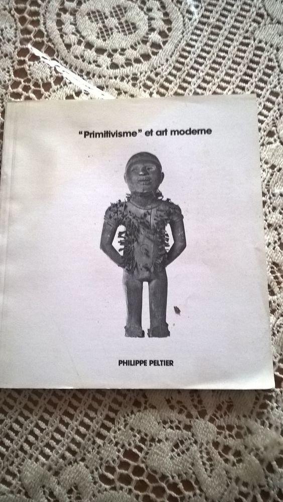 PRIMITIVISME ET ART MODERNE 649 Livres et BD