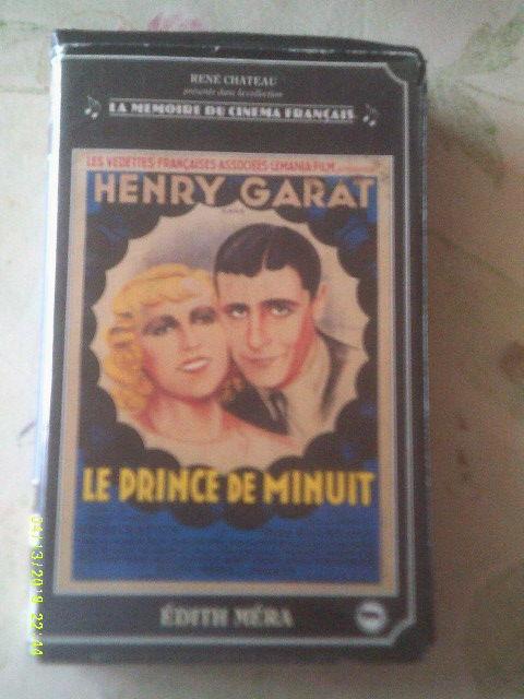 LE PRINCE DE MINUIT avec  henri Garat  et Lilian Harvey 0 Malo Les Bains (59)