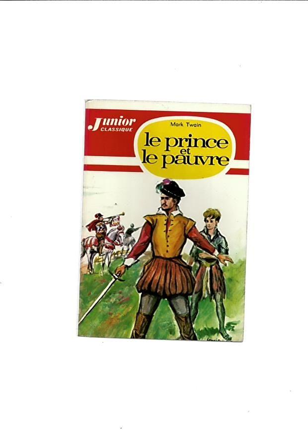 Le Prince Et Le Pauvre n°16 de 1964 2 Saint-Jean-d'Angély (17)