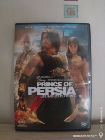 dvd 'Prince of persia    4 Laval (53)