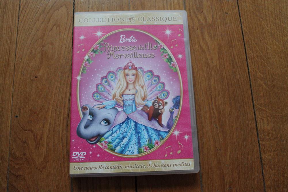 DVD PRINCESSE DE L ILE MERVEILLEUSE 5 Dijon (21)