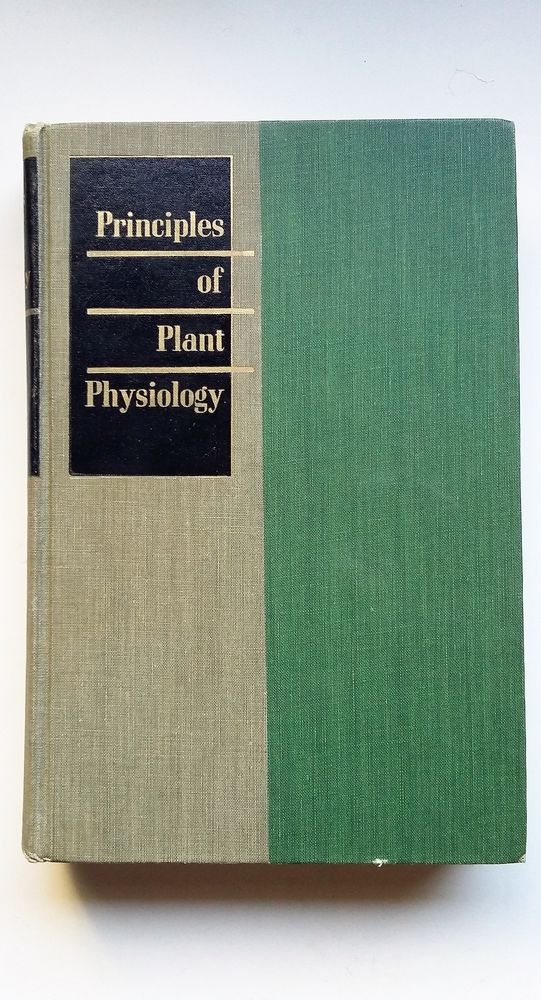 Principles of plante Physiology 1 Bougival (78)