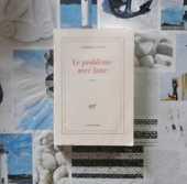 LE PROBLEME AVEC JANE de Catherine CUSSET Ed. Gallimard 3 Bubry (56)