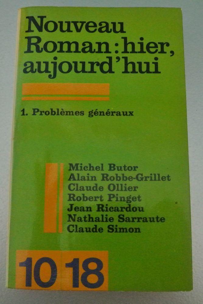 Problèmes généraux de Michel BUTOR 3 Saâcy-sur-Marne (77)