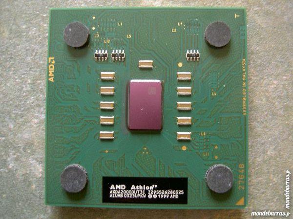 Processeur AMD ATHLON XP 2000+ pour Socket 462 Matériel informatique