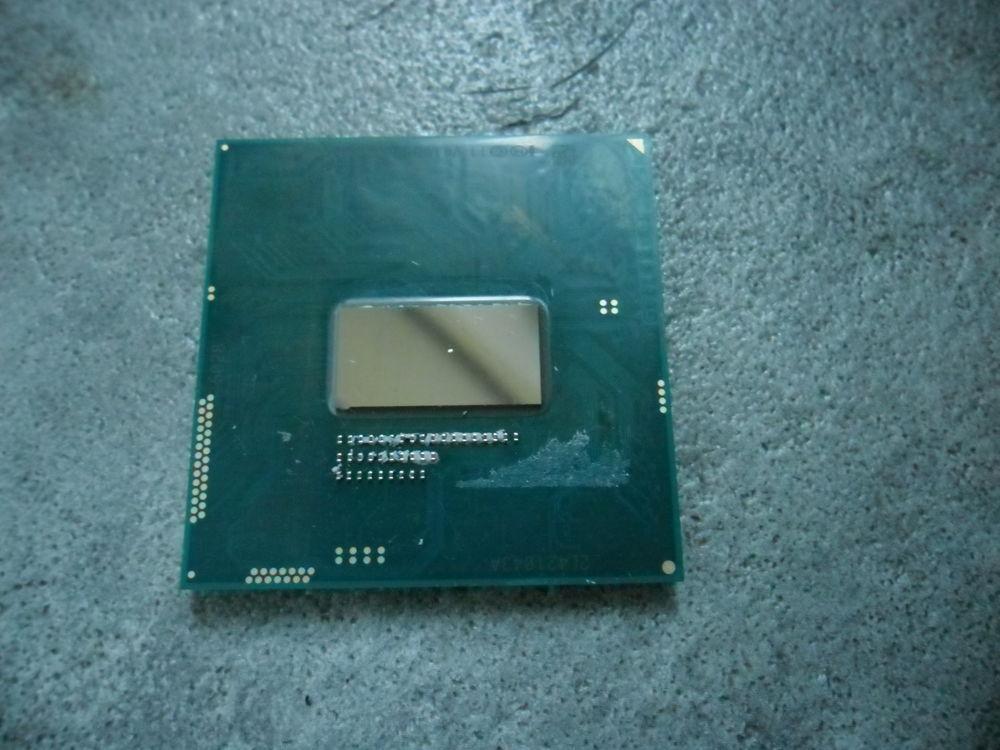 Processeur / CPU INTEL 3560M Socket G3 30 Lyon 9 (69)