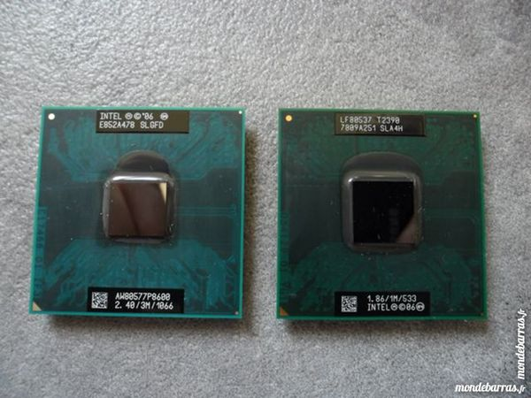 Processeur Intel Core 2 Duo / Pentium (Socket P) 10 Lyon 9 (69)