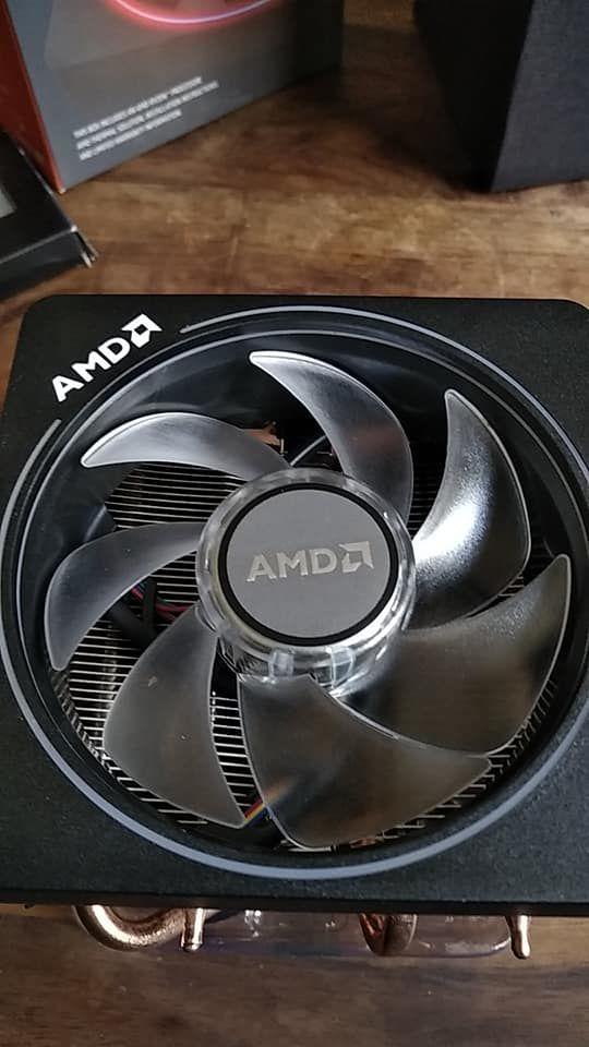 un processeur amd ryzen 7 2700x 8core Matériel informatique