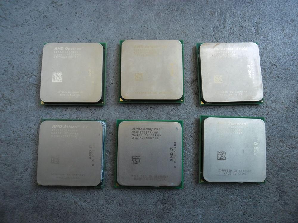 Processeur / CPU AMD Socket AM2 10 Lyon 9 (69)
