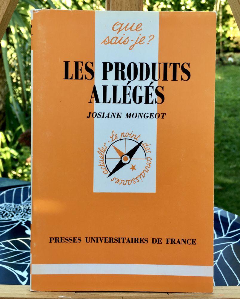 Les produits allégés de J.Mongeot; Livre broché Neuf de 128p 4 L'Isle-Jourdain (32)