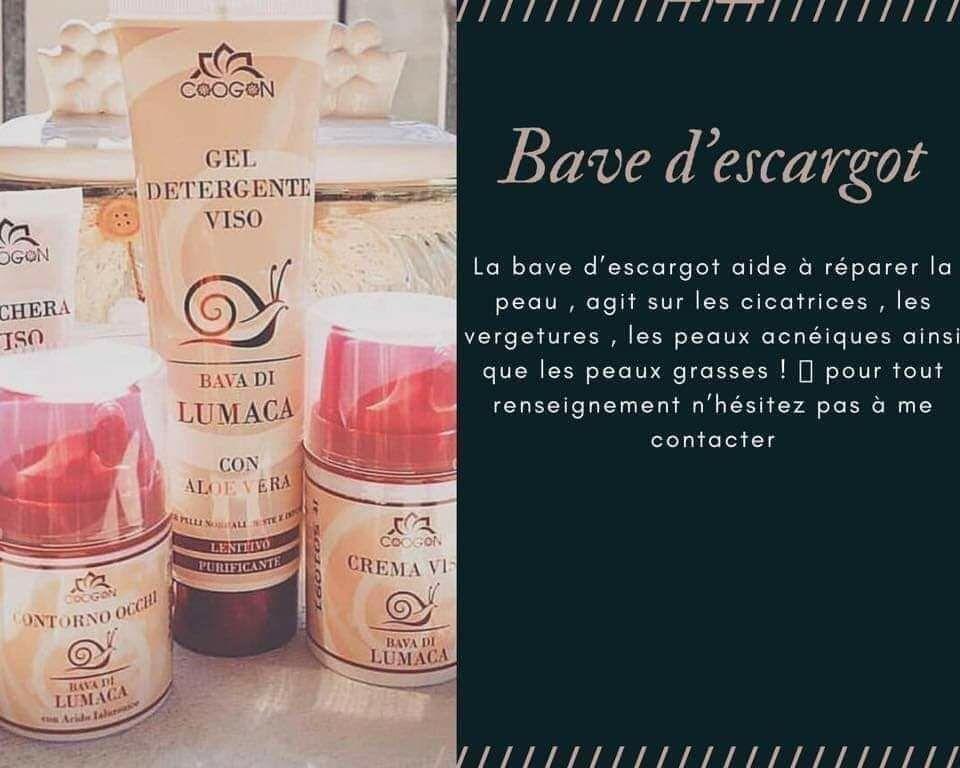 produits cosmétiques la Gamme à  base escargot %100 bio. 1 Boulay-Moselle (57)
