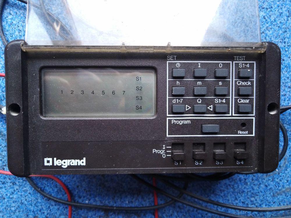 Programmateur électrique 0 Argenteuil (95)