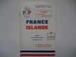 Programme Officiel de la F F FOOTBALL n°225 - 1975