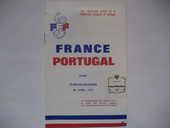 Programme Officiel F F FOOTBALL n° 220 - 1975 29 Reims (51)