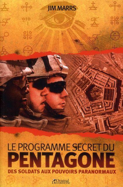 Le programme secret du Pentagone 5 Le Blanc-Mesnil (93)