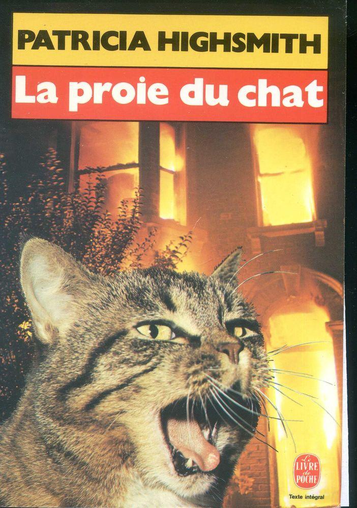 La proie du chat - Patricia Highsmith, 3 Rennes (35)