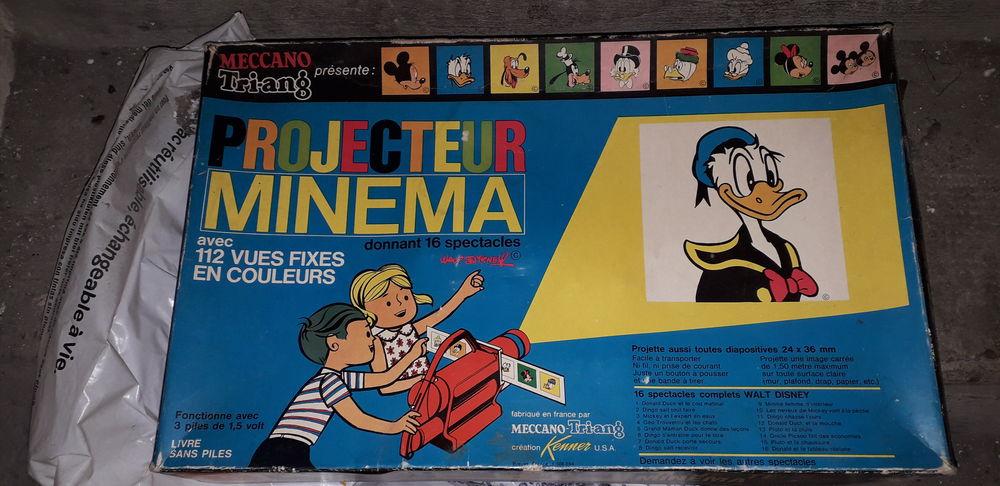 Projecteur cinéma meccano tri-ang ancien 45 Marseille 15 (13)
