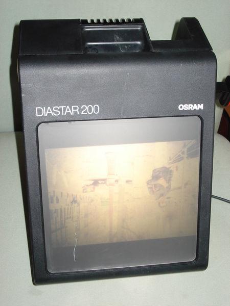 80a73d7698 Projecteur DIASTAR 200 OSRAM visionneuse de diapositives Photos/Video/TV