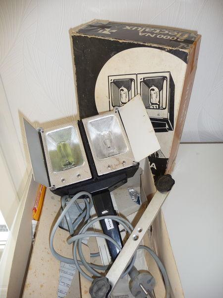 Projecteur d'éclairage photo FLECTALUX 2000 NA 30 Gravelines (59)
