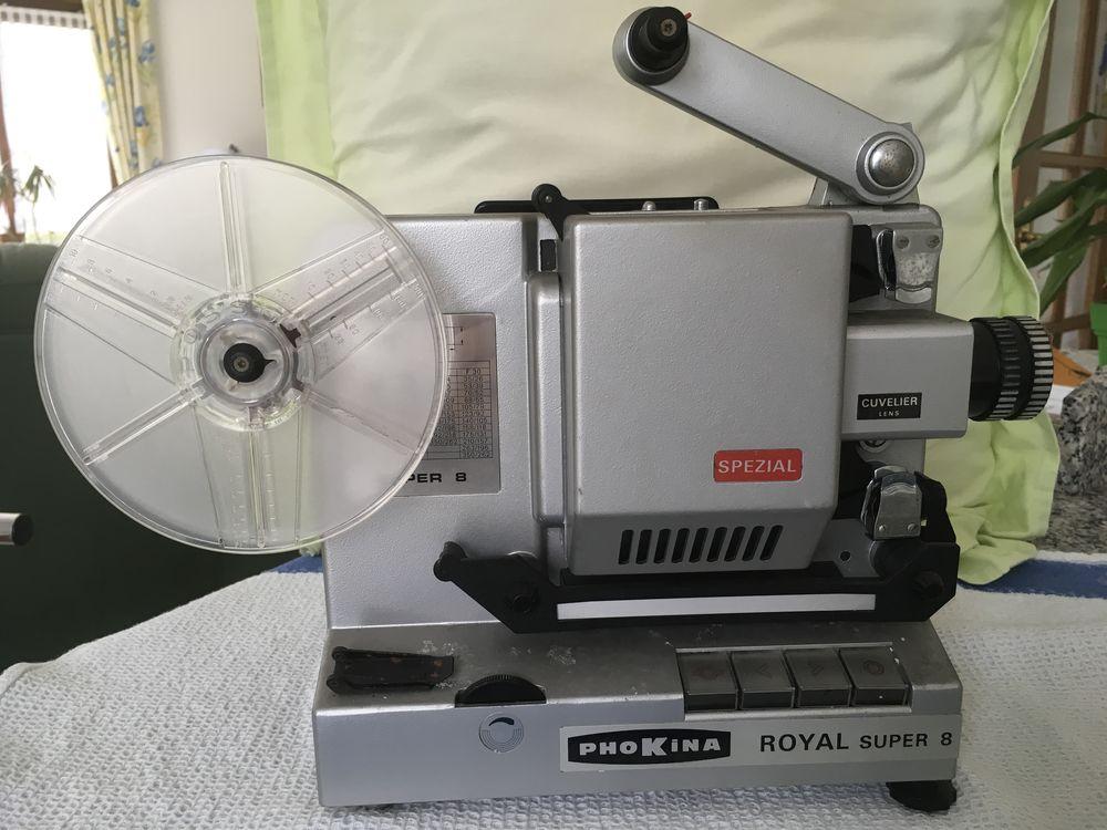 Projecteur de film super8 Photos/Video/TV