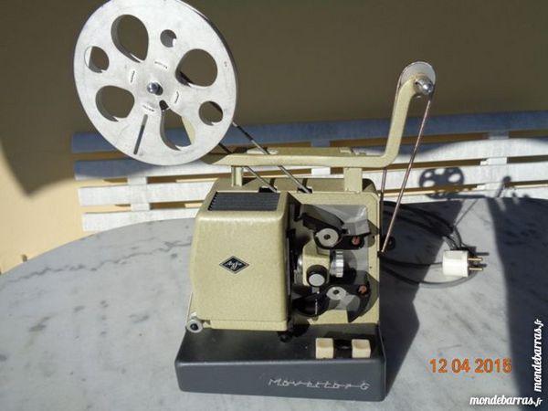 Projecteur de films 8 mm, AGFA, en très bon état. 28 Montauban (82)