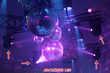 Projecteur Lyre a LED  pro Hirson (02)
