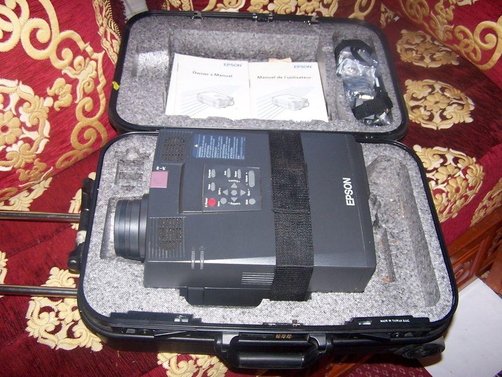 Projecteur multimedia Epson EMP7100 150 Bobigny (93)