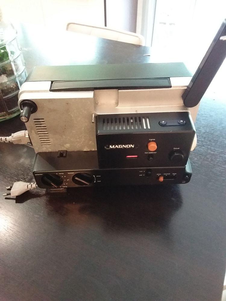 Projecteur 8 & Super 8 MAGNON DX 87 60 Ploemeur (56)