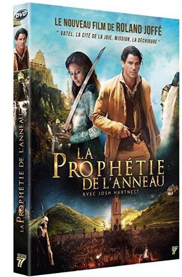 LA PROPHETIE DE L'ANNEAU 13 Les Églisottes-et-Chalaures (33)