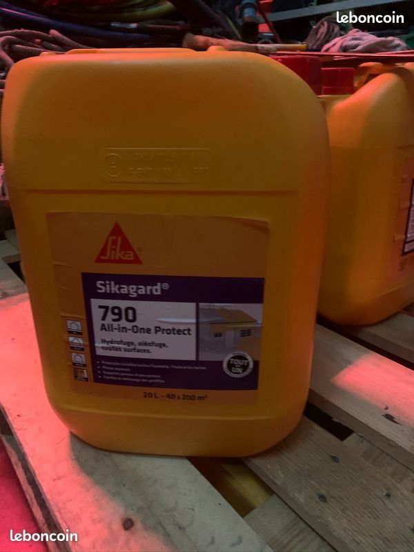 Protection hydrofuge Sikagard 790 All-in-one 200 Mauguio (34)