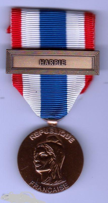 Protection Militaire du Territoire Agrafe Harpie 16 Doullens (80)