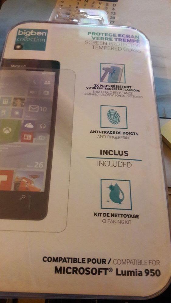 Protège écran pour Microsoft Lumia 950 5 Mouguerre (64)