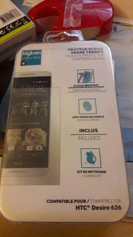 4 protège écran pour HTC Desire 626 5 Mouguerre (64)